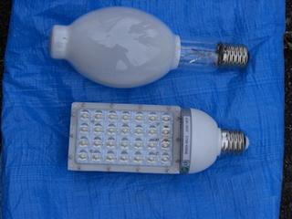 水銀灯 400W相当 LED灯 33W.jpg